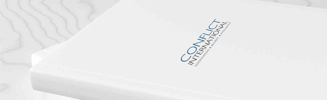 Conflict International brochure